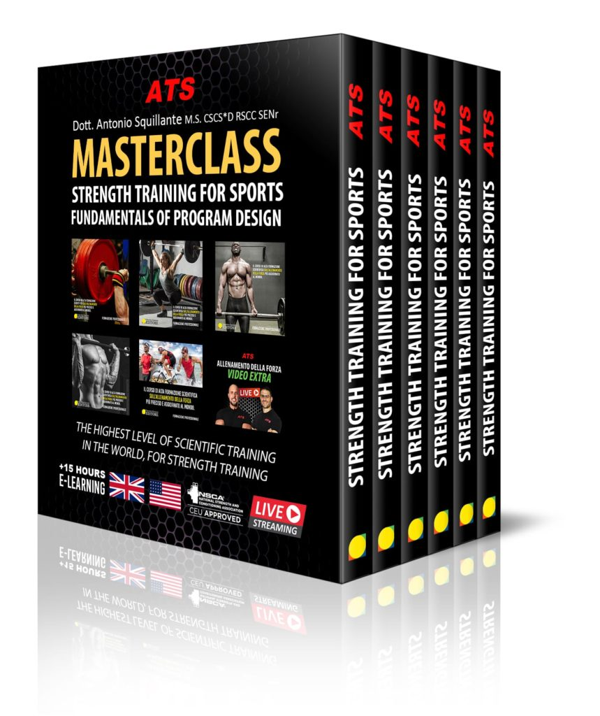 MasterClass-Strength Training for Sports