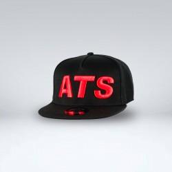 Cappellino visiera piatta ATS