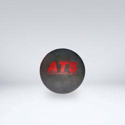 Rubber Ball Black